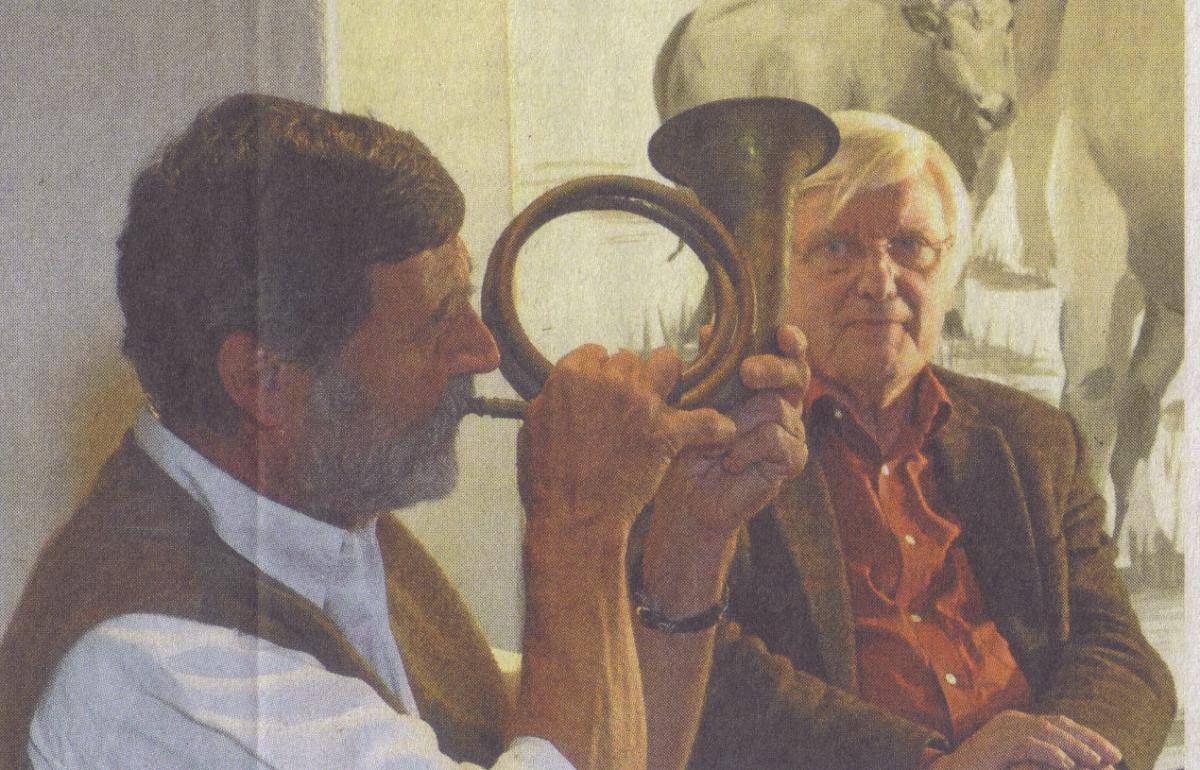 Vollglück im Hirtenmuseum